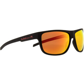 Red Bull SPECT Loom Lunettes de soleil, black/brown-red